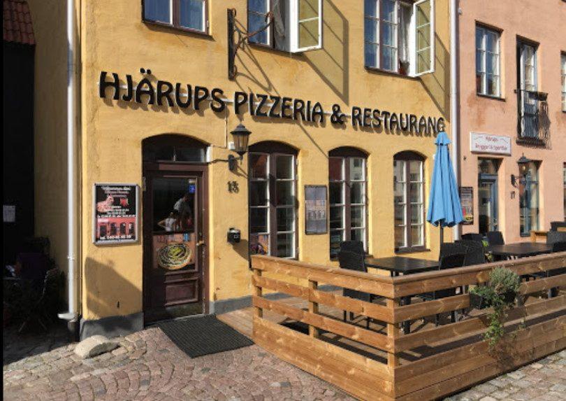 Hjärups Pizzeria, Jakriborg - Hjärup